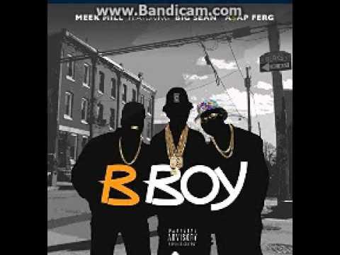 B Boy (Feat. Big Sean & A$AP Ferg) by Meek Mill