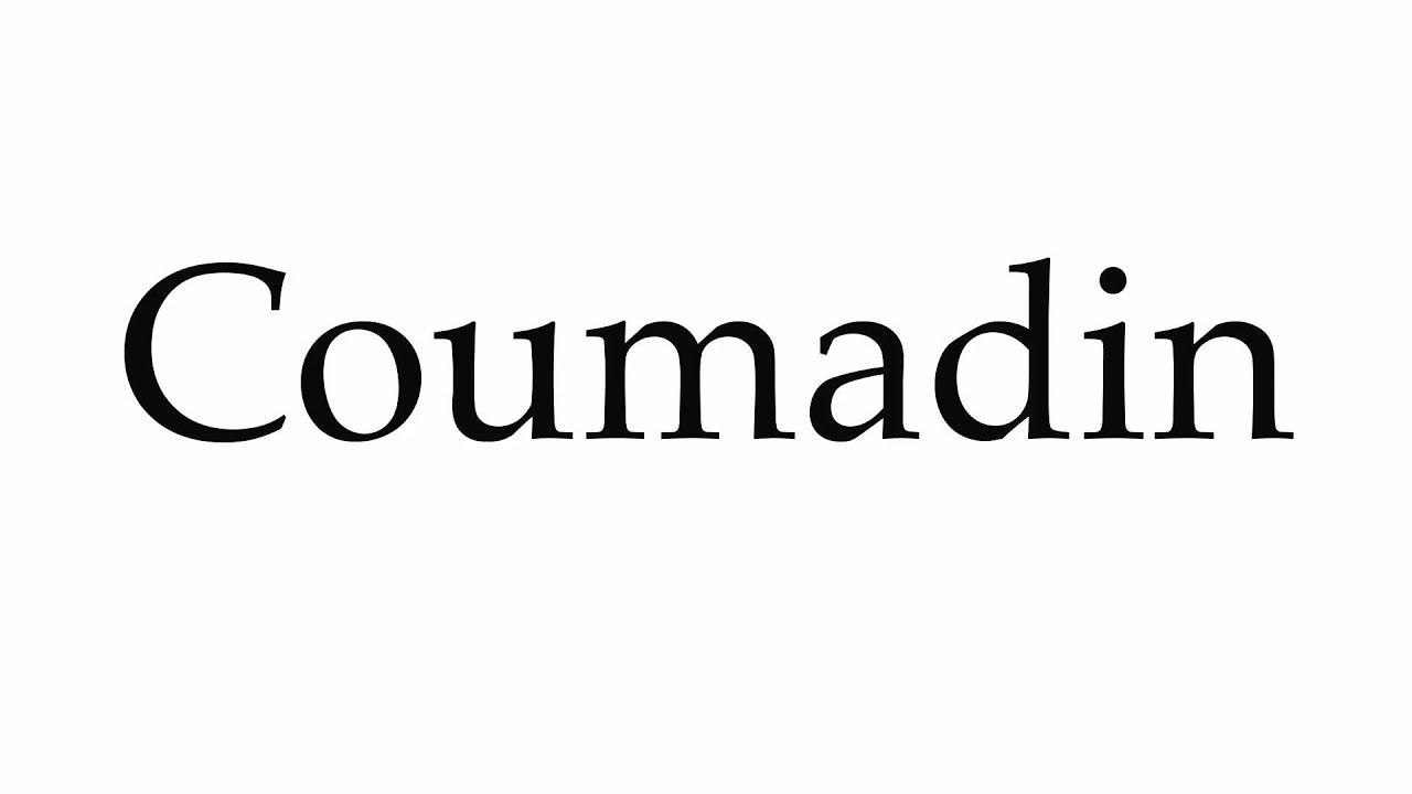 Coumadin (Warfarin): Clinical Pharmacist Explains ...