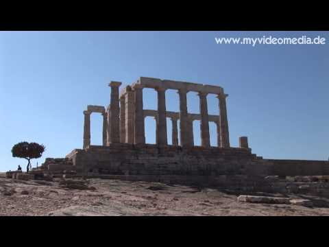 Cape Sounion, Vouliagmeni - Greece HD Travel Channel