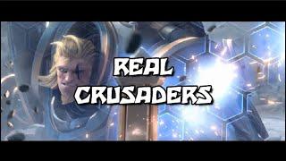 """Overwatch Song   """"Real Crusaders""""   #ZenGotBars (Reinhardt Song)"""
