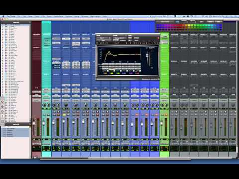 Mixing With Mike Mixing Tip: How to EQ Acoustic Bass Drums