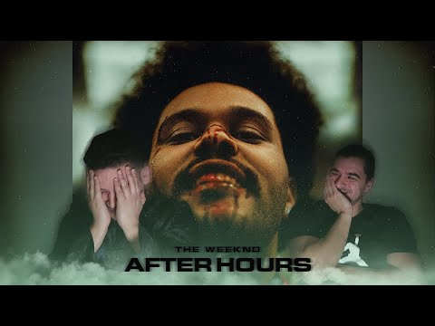 PREMIÈRE ÉCOUTE – THE WEEKND – AFTER HOURS