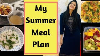 Summer Weight Loss Diet Plan | Full Day Meal Plan | Somya Luhadia