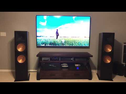 Klipsch RF-7 III sound demo