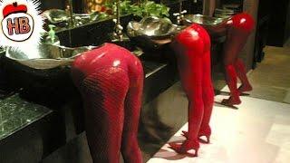 7 Dumbest Public Bathrooms Ever #2