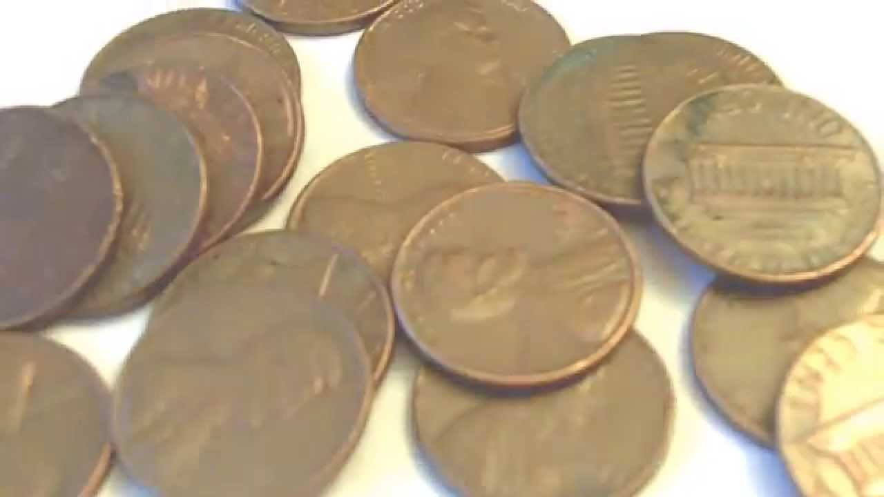 How Can You Tell Copper Pennies From Zinc Pennies? 4 Simple