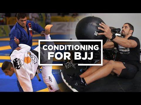 Conditioning for BJJ | JTSstrength.com