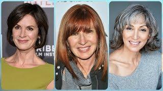 Top 20 najlepszych fryzur dla kobiet po 50