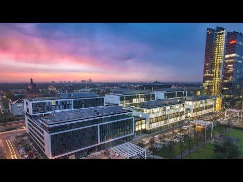 Microsoft Headquarters Germany |Construction Documentary timelapse