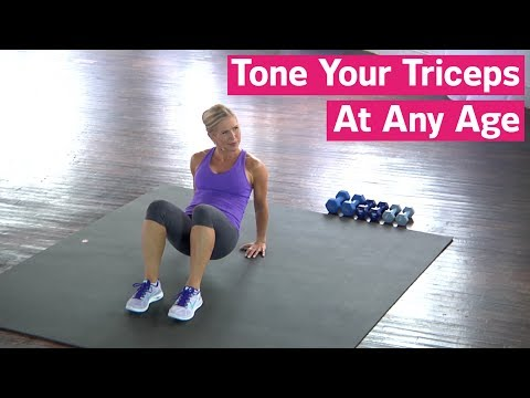 Tone Your Triceps At Any Age