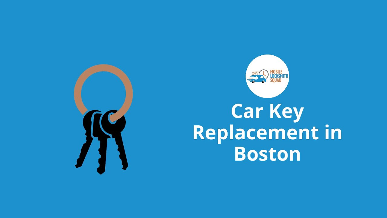 Car Key Replacement in Boston, MA | Mobile Locksmith Squad