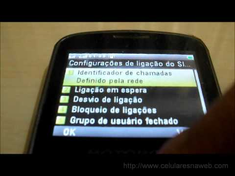 Como colocar o Motorola EX 115 no privado