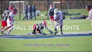 Tommy Burke 2017 Fall Highlights-EDGE 2020 FO/M