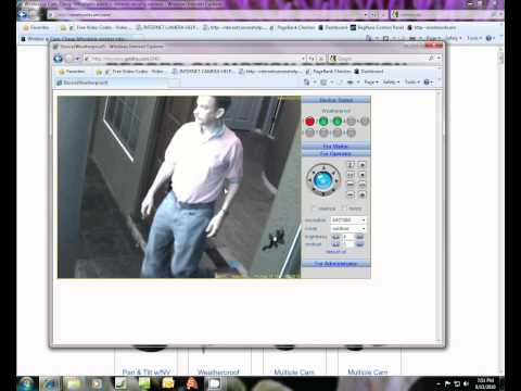 Foscam ip camera setup ip camera record on motion and for Camera email