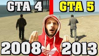 ¡OS ESTÁN MINTIENDO CON LOS GRÁFICOS EN VUESTRA CARA! - Sasel - GTA 5 - GTA 4 - español