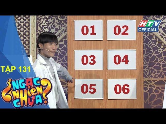 HTV NGẠC NHIÊN CHƯA   Phương Anh em gái Nhã Phương vs Củ Tỏi   NNC #131 FULL   18/4/2018