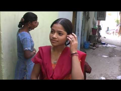 Young girl in Delhi Slum, India 2017
