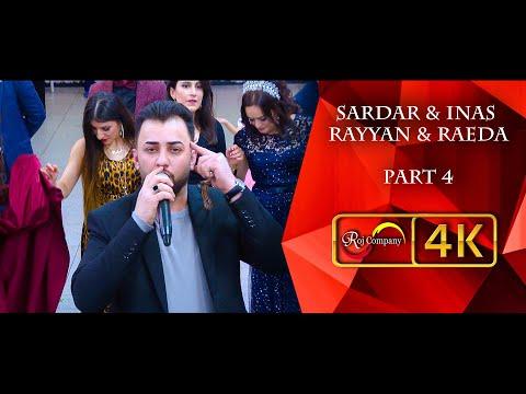 (4K) Sardar & Inas / Rayyan & Raeda - Part 4 - Honar Kandali & Aras Rayes - By Roj Company