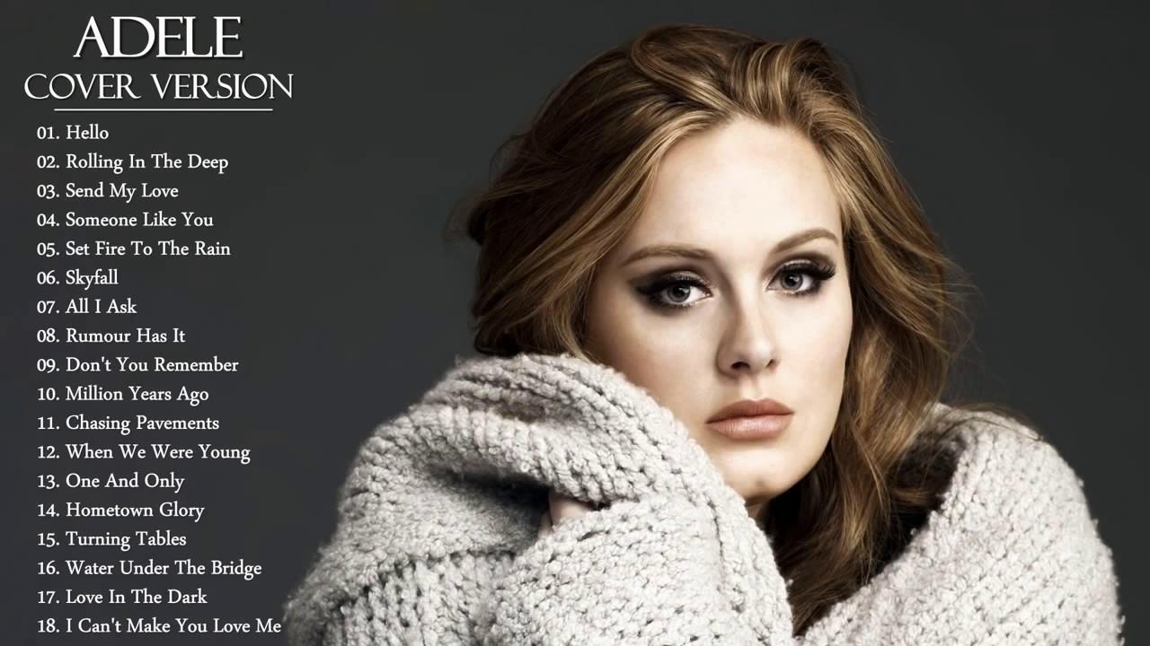 Adele Full Album (Best Cover)