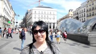 Основные достопримечательности Мадрида. Что посмотреть в первую очередь. Площадь Соль. Мадрид.