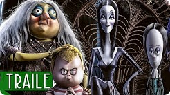 DIE ADDAMS FAMILY Trailer German Deutsch (2019)