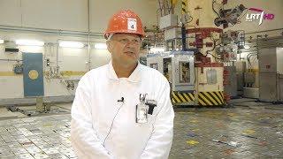 Mokslo sriuba: Ignalinos atominės elektrinės reaktorius