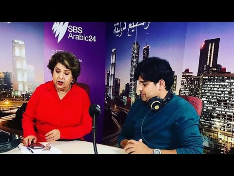 Imran Pratapgarhi Exclusive Interview Teaser With SBS Radio Channel In AUSTRALIA