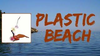 Future Islands - Plastic Beach (Lyrics)