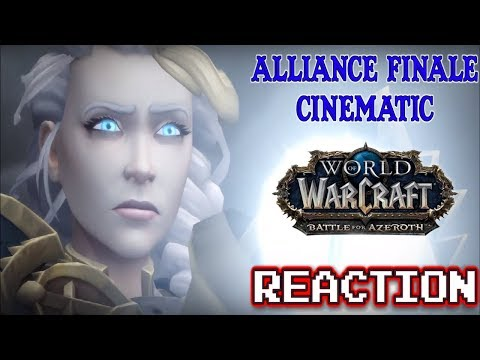 KRIMSON KB REACTS: Alliance Finale Cinematc (Livestream Reaction)