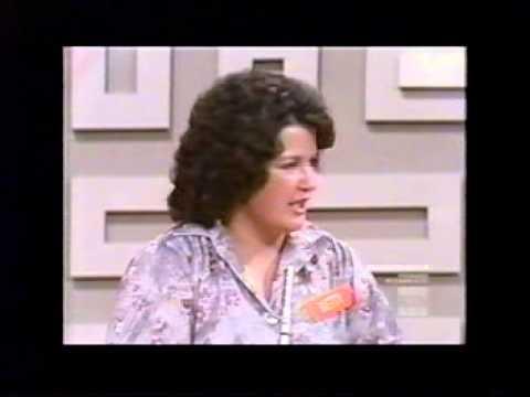 Password Plus (January 21, 1982) Marcia Wallace & Bert Convy