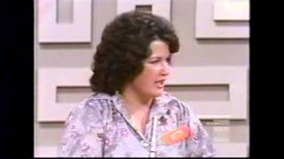 Password Plus (January 21, 1982) Marcia Wallace & Bert Convy