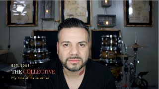 Gambar cover Drummers Collective - Lou Santiago Jr's experience at The Collective