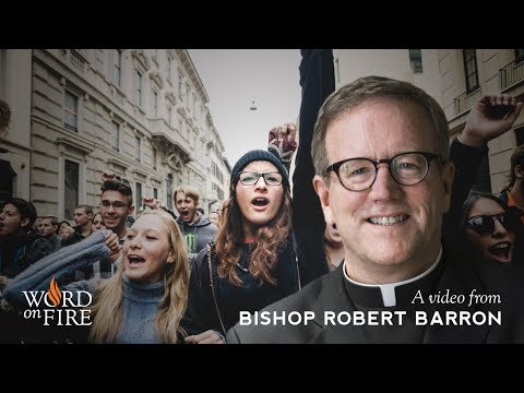 Bishop Barron on Kathy Griffin and the Vanishing of Argument