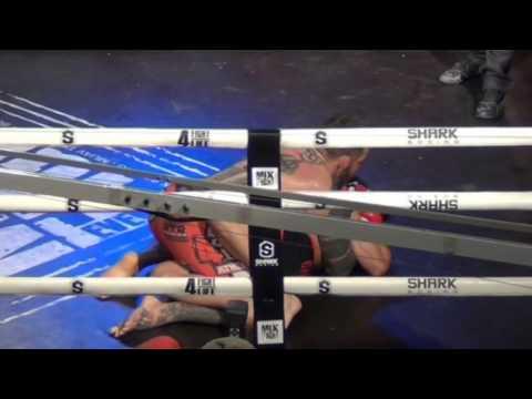 PEDRO EUGENIO GRANJO VS JOSE LUIS TITIN MMA PROFESIONAL POR EL CINTURON DE CAMPEÓN