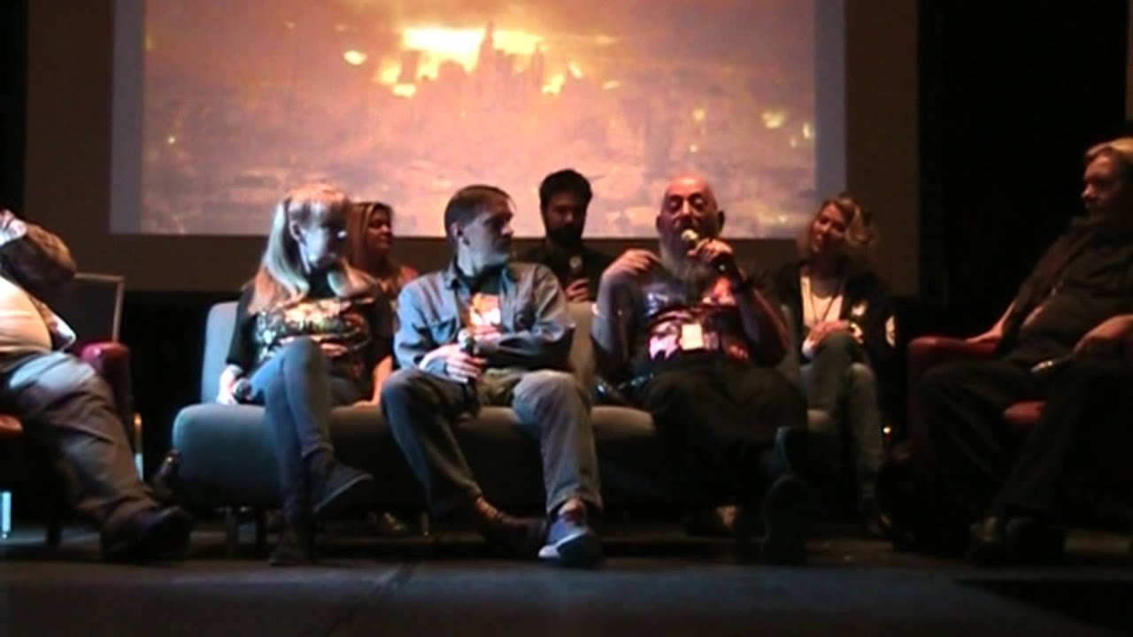 Devils Rejects Panel Part 2 Days Of The Dead Atlan Youtube