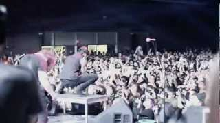 Of Mice & Men - The Flood (Live @ California Metalfest 2012)