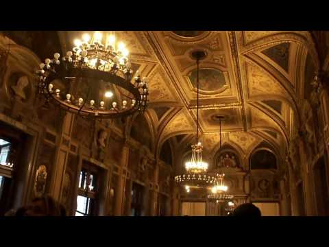 The Vienna State Opera, Guided tour.