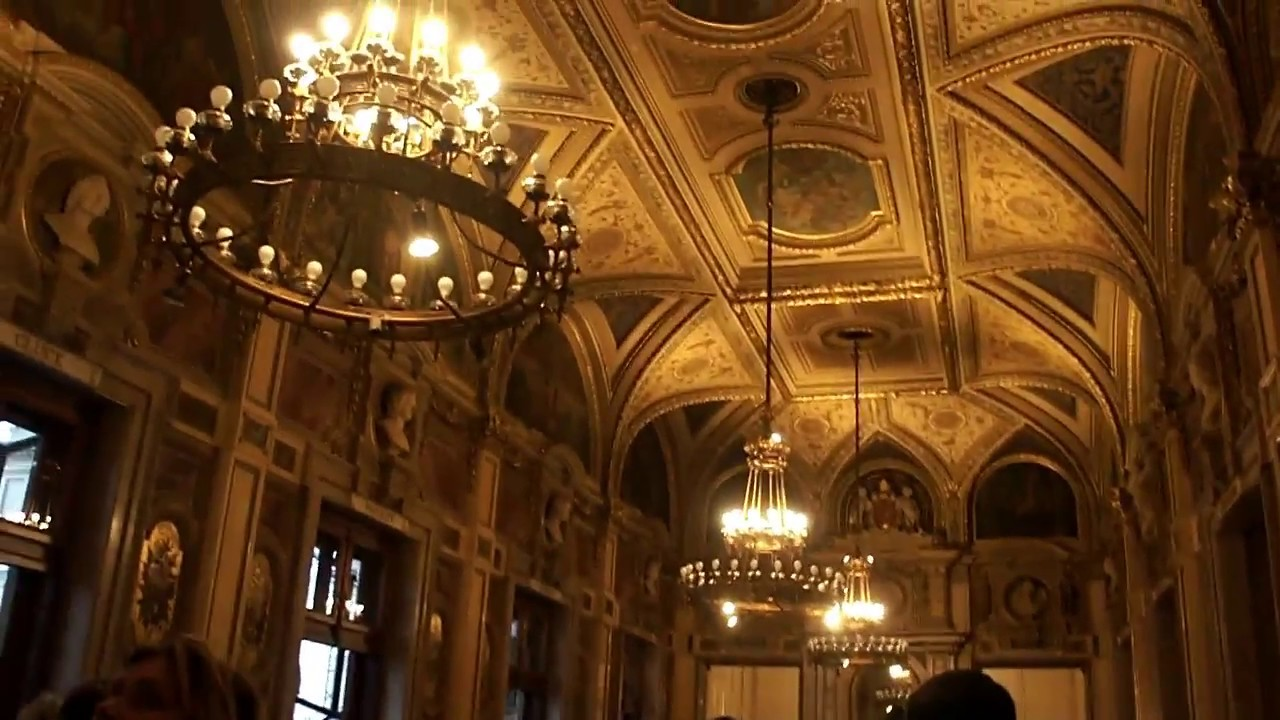 The Vienna State Opera Guided Tour Youtube