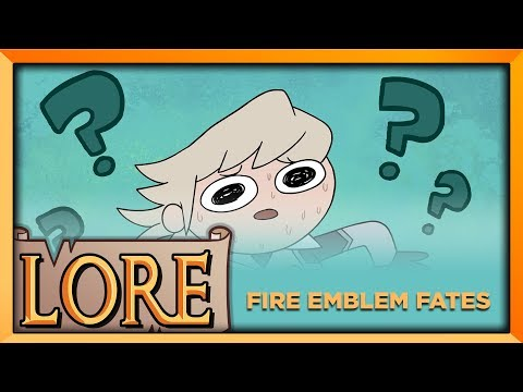 LORE - Fire Emblem Fates Lore in a Minute!