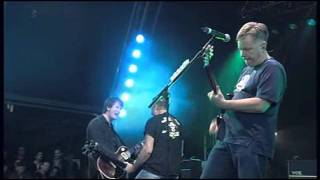 New Order - Live At Finsbury Park She's Lost Control.avi