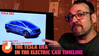 homepage tile video photo for Why the Tesla Era Owes Its Existence to GM