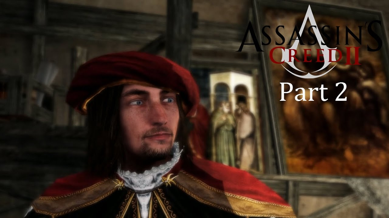 Assassin S Creed 2 The Ezio Collection Ps4 Walkthrough Part 2 No