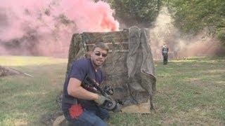 Zombie Apocalypse Training