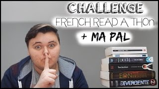 PROJET/ CHALLENGE FRENCH READ A THON #FRRAT