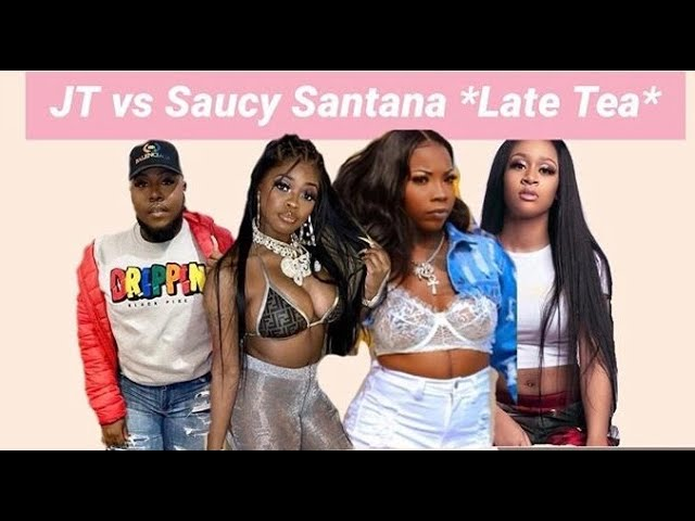 JT vs Saucy Santana, Rocky Badd vs Lakeyah Danaee **LATE TEA**