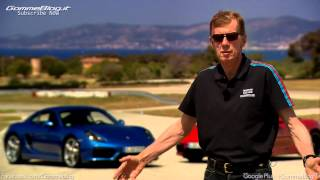 Porsche Boxster GTS and Cayman GTS | IMPRESSION by Walter Röhrl