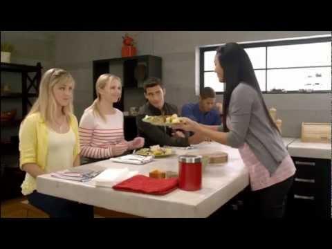 Power Rangers Super Samurai  The Great Duel  Mia's Cooking Episode 17