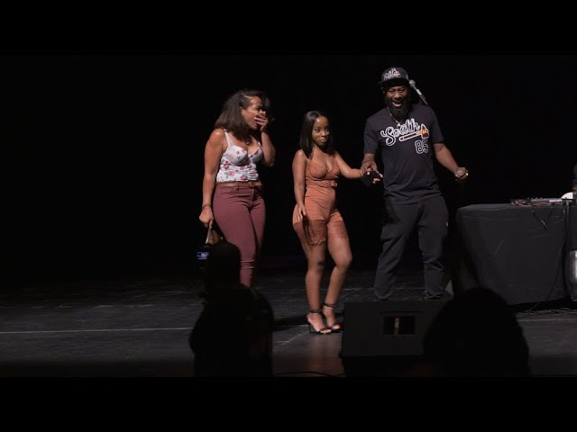 The Jackson Mississippi Comedy Special w/ Karlous Miller, DC Young Fly and Chico Bean
