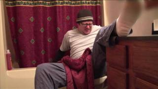 Man Falls In Toilet, Pug's Revenge