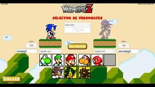 super mario bros z (el juego) gameplay